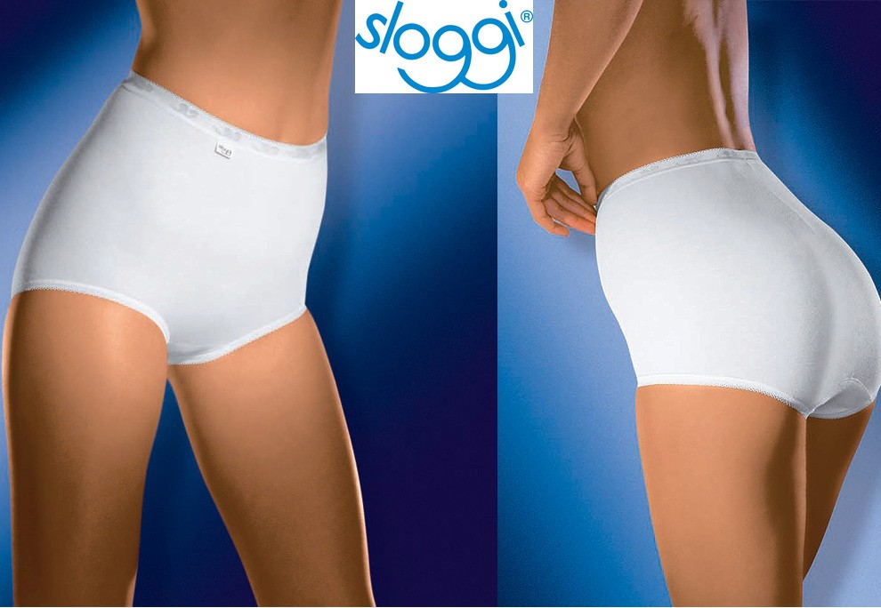 Sloggi Maxi תחתוני כותנה מקסי- 2 יח