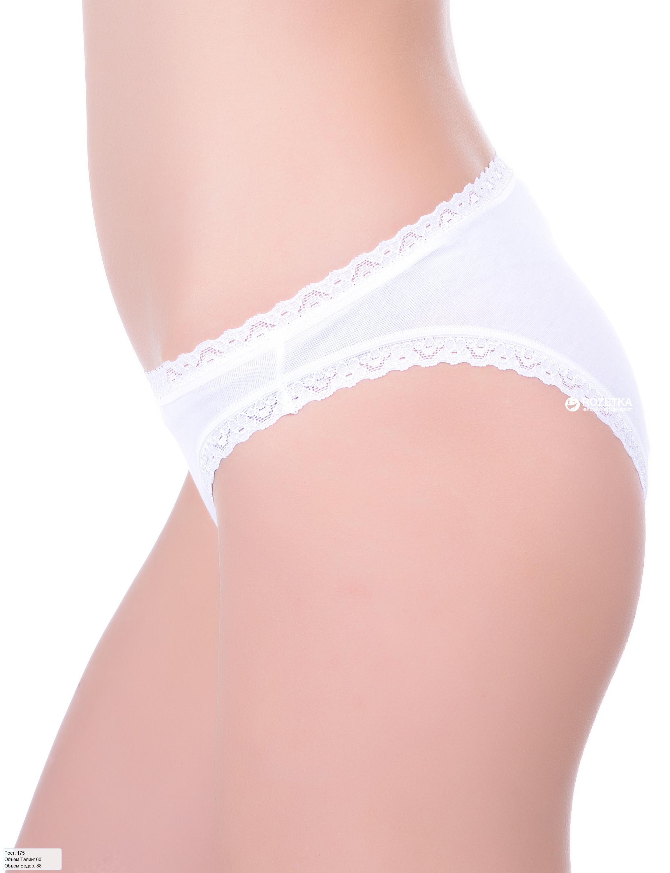 תחתוני כותנה סלוגי 24/7 Cotton Lace Tanga