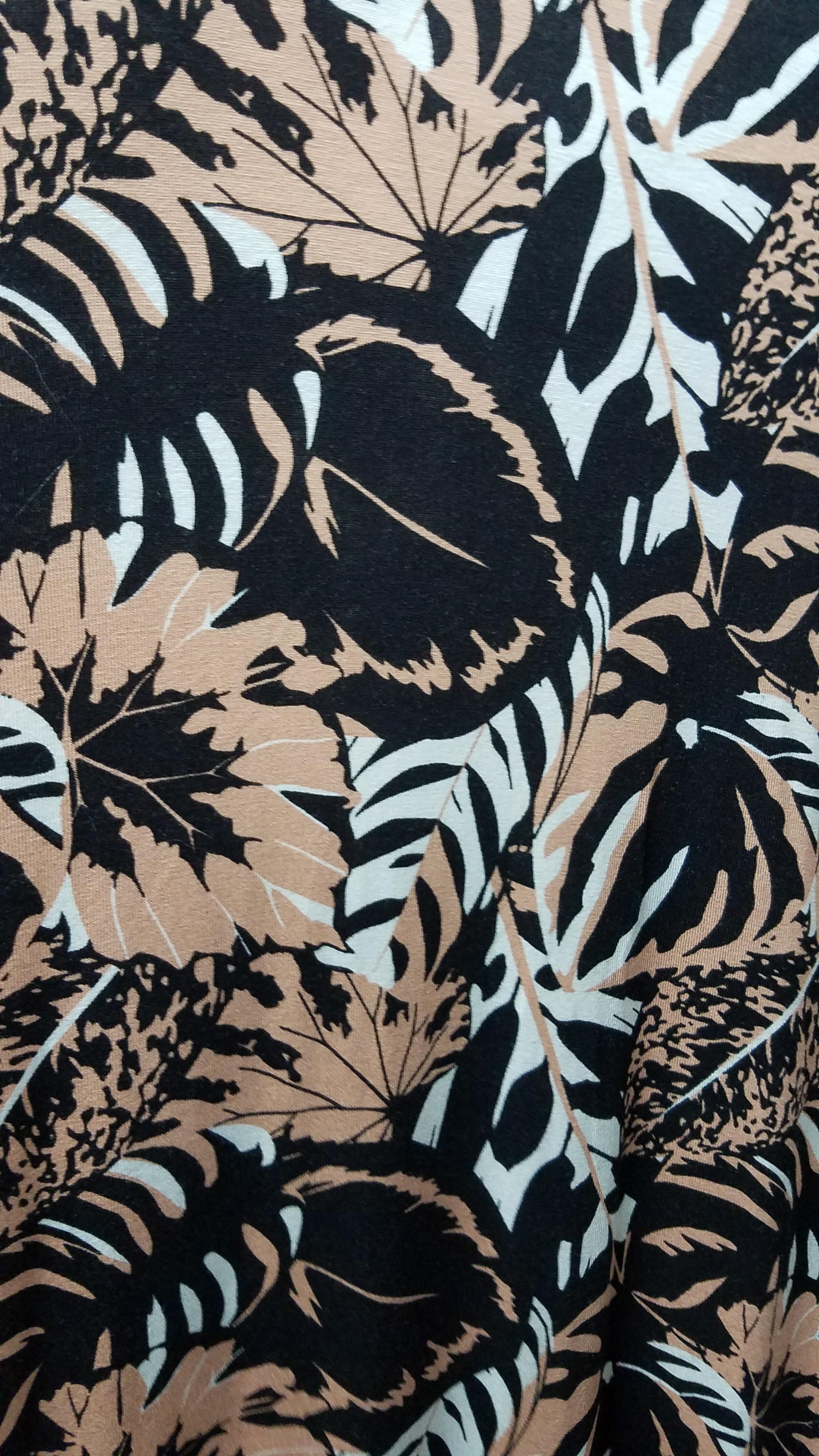 ג'ונגל שחור לבן EV41621